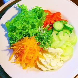 彩りサラダ*クリュディテ
