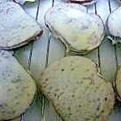 パンから作る、ブラック&ホワイトチョコラスク