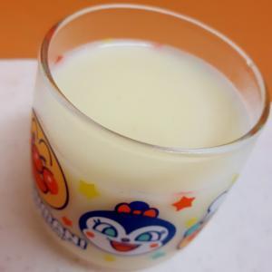 子供が大好き(^^)甘酒と豆乳のゼリー♪