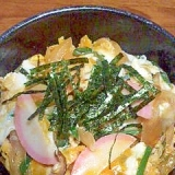 木の葉丼 (関西以外では単なる卵丼?)