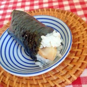 餃子の海苔巻き♡