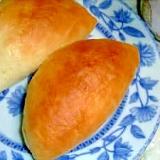 ツナと椎茸のピロシキパン