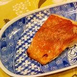 赤魚のシンプル塩麹焼き
