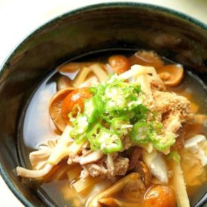 ★糖質制限★具沢山な鶏スープ