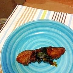 【糖尿病食】200kcal 鱈の生姜煮付け