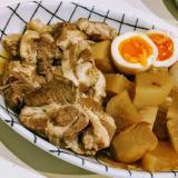 圧力鍋でトロトロ♡豚の角煮