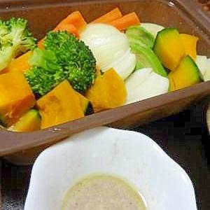お手軽バーニャカウダソース★温野菜食べたい!