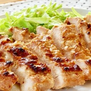 ★鶏むね肉の粕漬け焼き★