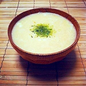 絶品ヘルシー♡山芋のお味噌汁♡