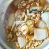 ゆり根の鍋