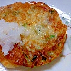 チーズ入り大根餅(ガーリック風味)