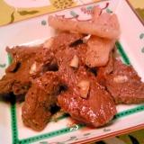 猪肉のシンプル・ガーリック焼き
