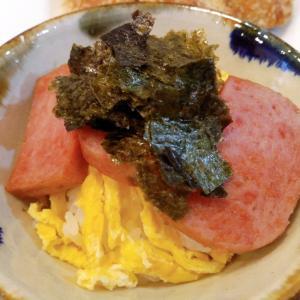 簡単美味しい♪沖縄料理ポーク玉子ごはん☆