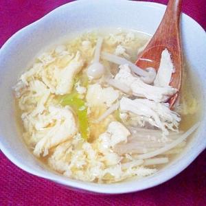 スープの素は不要♪やさしい味のほっこりスープ♪