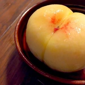ツルッツルッ!桃の皮の剥き方