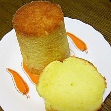 紙コップで☆混ぜて焼くだけの簡単スポンジケーキ