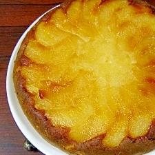 炊飯器でお手軽♪梨のケーキ★