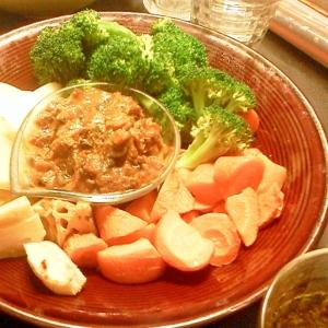 野菜香味味噌