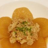 ご飯がすすむ☆ほめられレシピ☆豚バラ大根の煮物