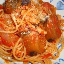 イタリアン★野菜の煮込み風パスタ トマトソース