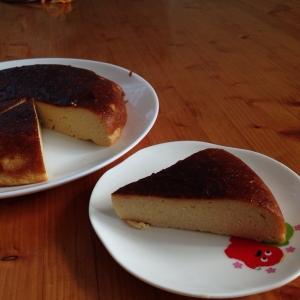 小麦粉不使用☆酒粕おからケーキ