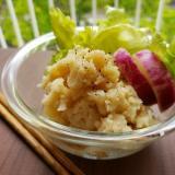 【独居自炊】ツナ缶で和風ポテトサラダ