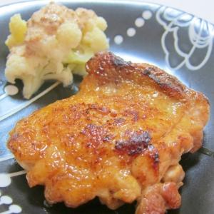 定番❤皮カリっと鶏の照り焼き❤節約