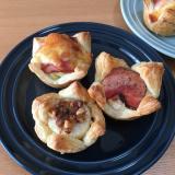 【簡単美味しい】マフィン型とパイシートで3種のパイ