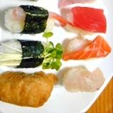 お安くにぎり寿司
