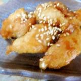 ご飯がすすむ!鶏むね肉の中華照り煮 胡麻