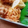 付け合わせやお弁当に♡ケチャップスパゲティ