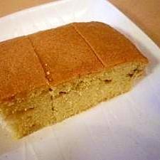 ホットケーキミックスで黒糖クルミのパウンドケーキ