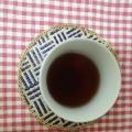スッキリ味のりんご紅茶♪