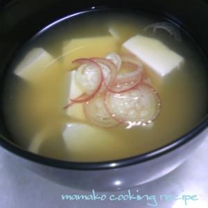 みょうがの薬味DEお味噌汁♡煮干しだしの取り方♡