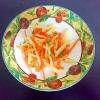 食欲そそる香りが広がる!鶏むね肉とキャベツのカレーマヨ炒め