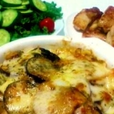 たっぷり野菜のチーズ焼き~オーブントースター~