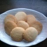 超簡単クッキー