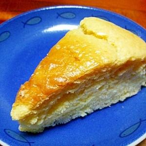 簡単ピーナッツバターケーキ☆