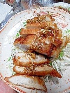 油淋鶏(ユーリンチー)【鶏むね肉の柔らかレシピ】