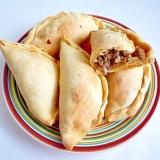 エンパナーダ 南米風ミートパイ