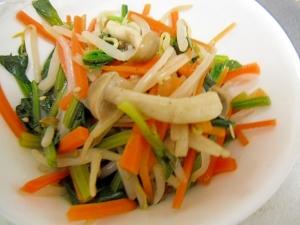 ビビンバにも! 野菜のナムル 簡単で常備菜