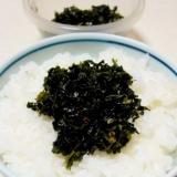葉唐辛子の佃煮【めんつゆで簡単♪】