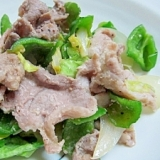 手抜き料理!塩麹で✿豚肉の野菜炒め