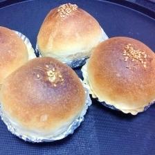 かぼちゃの煮物リメイク☆かぼちゃパン(HB使用)