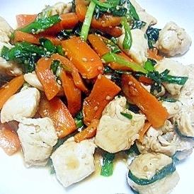 ささみと野菜の炒め物★