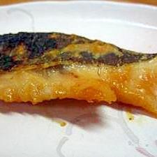 たらの味噌漬け焼き