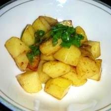 簡単・美味しい ジャガ・バタ・オイスターソース