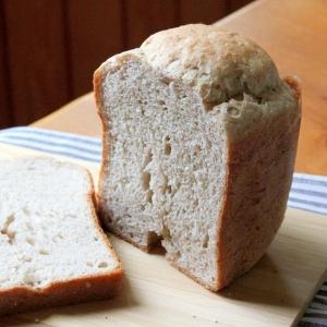 HBでおいしい☆ライ麦食パン♪