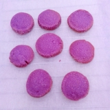 紫芋のサブレ