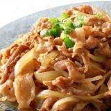 ピリ辛★豚肉のコチュジャン炒め